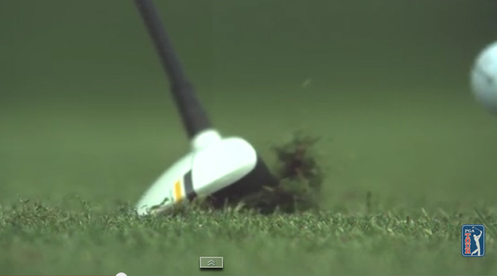 How amateur golfers have no chance with standard, un-fitted shafts (unbelievable video from the PGA Tour)