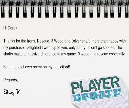 Customer Review: Best money I've ever spent on my golf addiction