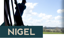 Customer Story: Nigel Doherty from standard to winning (via ForeGolf clubs)