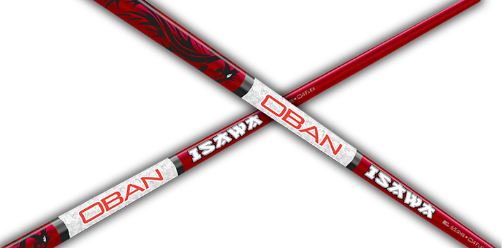 OBAN's Isawa Red Shaft, in PGA Tour Win