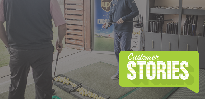 Customer Story: How custom clubs can help with a health issue