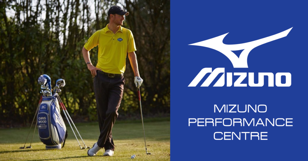 Chris Wood talks about ForeGolf, a Mizuno Performance Centre