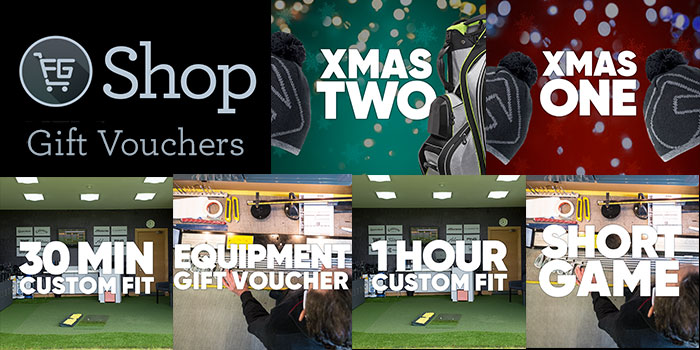 Gifts for Golfers, Short Game and Xmas Packages from ForeGolf