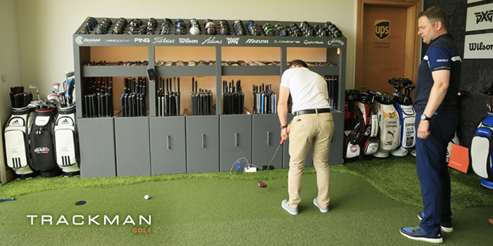How TrackMan4 helps to fit perfect putters