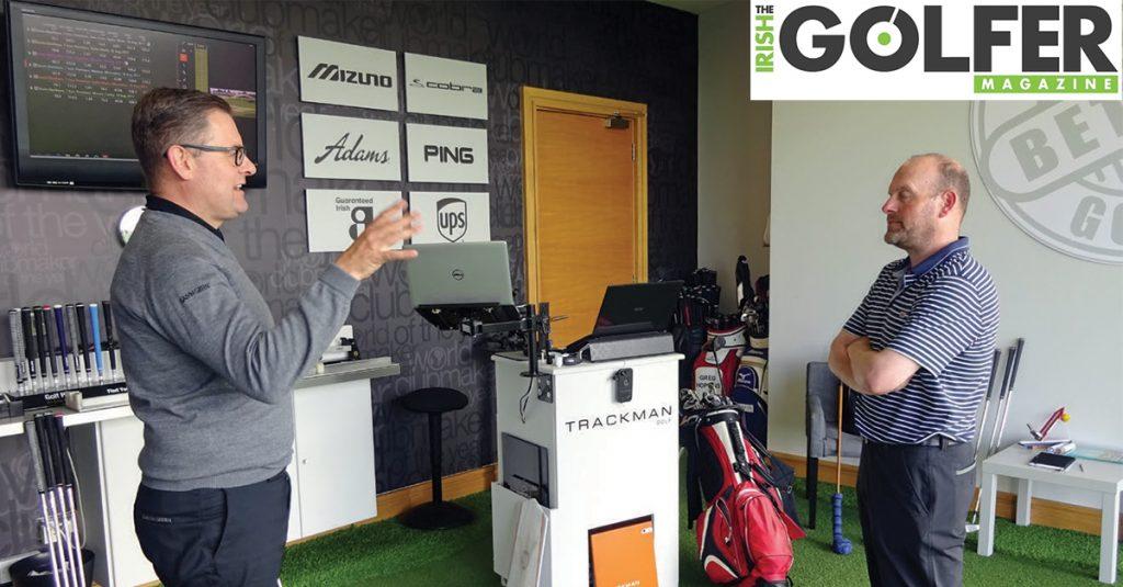 Kevin Markham from Irish Golfer Magazine visits ForeGolf