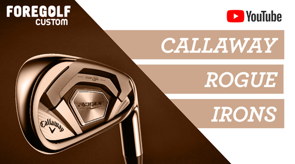 Callaway Rogue Irons Review : YouTube