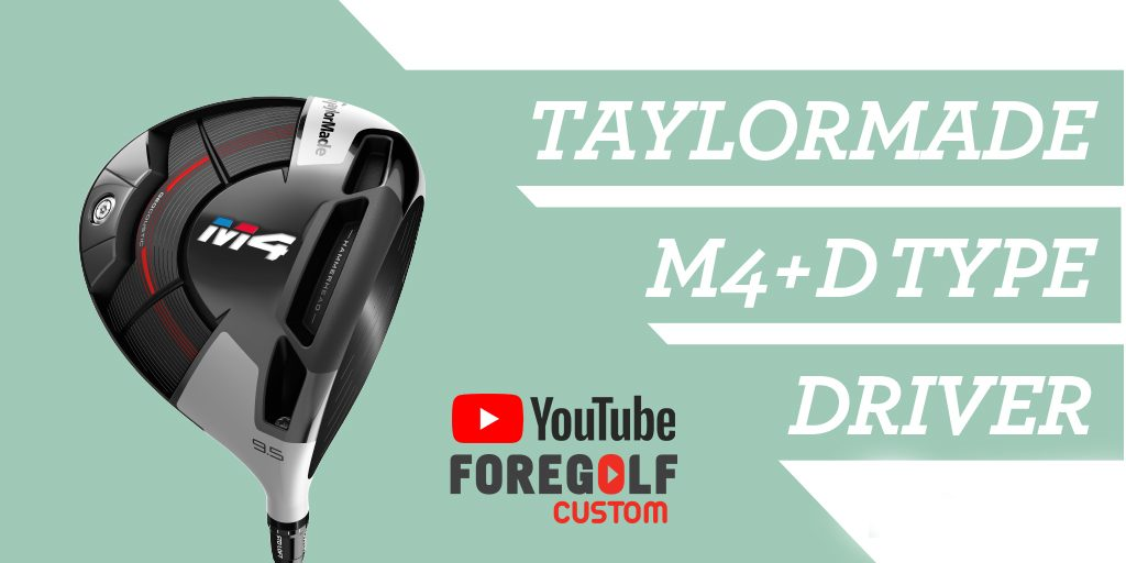 TaylorMade M4 & D-Type Driver Review: YouTube
