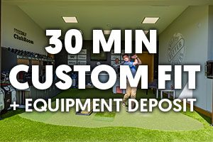 30 Min Custom Fit ForeGolf Gift Voucher
