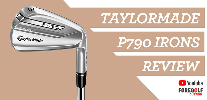 Technology hidden inside the TaylorMade P-790 Irons: YouTube Review