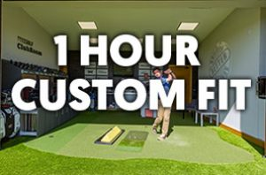 1 Hour Custom Fit ForeGolf Gift Voucher