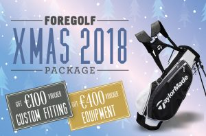 Golf Gift Voucher Ireland ForeGolf
