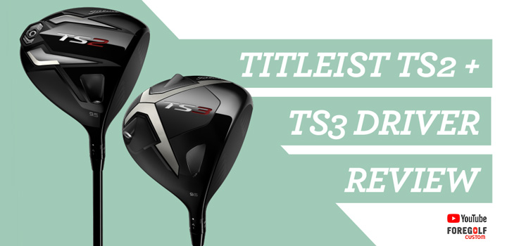 Titleist TS2 + TS3 Drivers : The Fitters Guide + Review : YouTube
