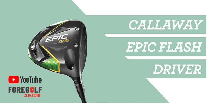 Callaway Epic Flash Driver Review : YouTube