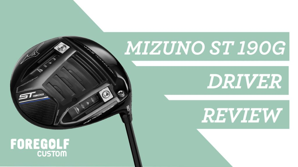 Mizuno ST190G Driver Fitters Review : YouTube