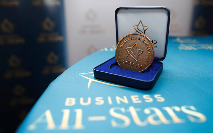 Business All Star Accreditation ForeGolf