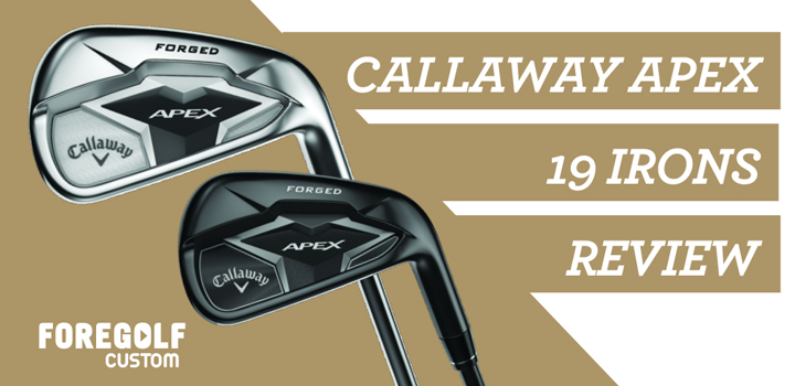 Callaway Apex 19 Irons – Expert Review : YouTube