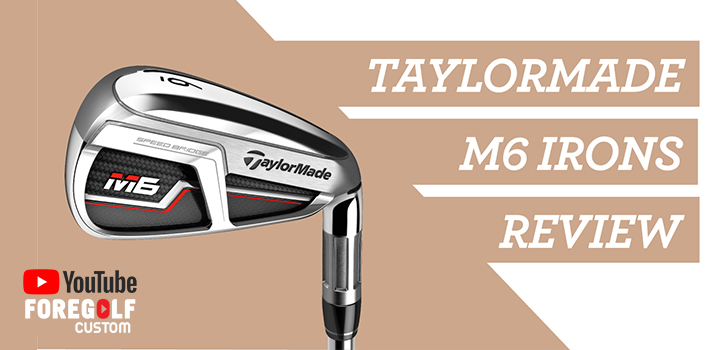 TaylorMade M6 Irons Review : YouTube
