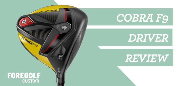 Cobra F9 Driver Review : YouTube