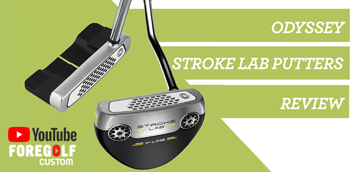 Odyssey Stroke Lab Putter Review : YouTube