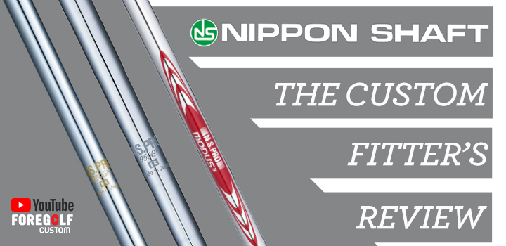 Top 3 Nippon Shafts – Custom Fit Review : YouTube