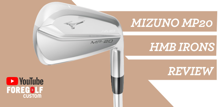 Fitter's Review of Mizuno MP20 HMB Irons : YouTube