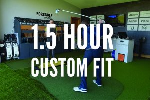ForeGolf 1.5 Full Bag Hour Custom Fit Gift Voucher