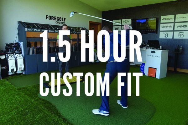 ForeGolf 1.5 Full Bag Hour Custom Fit Gift Voucher
