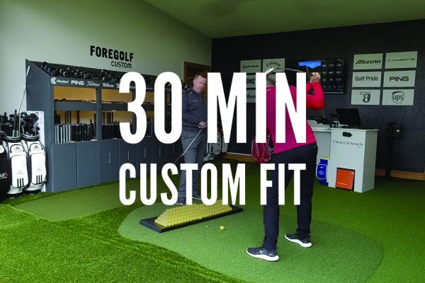 ForeGolf 30 Min Custom Fit Gift Voucher
