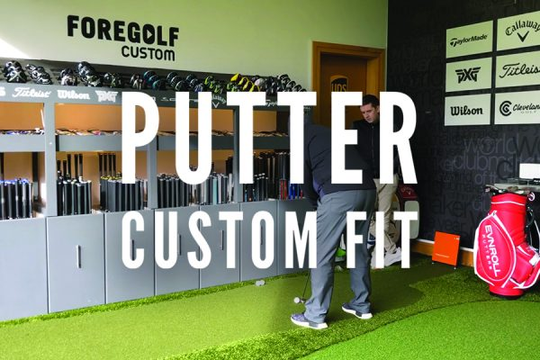 ForeGolf Putter Custom Fit Gift Voucher