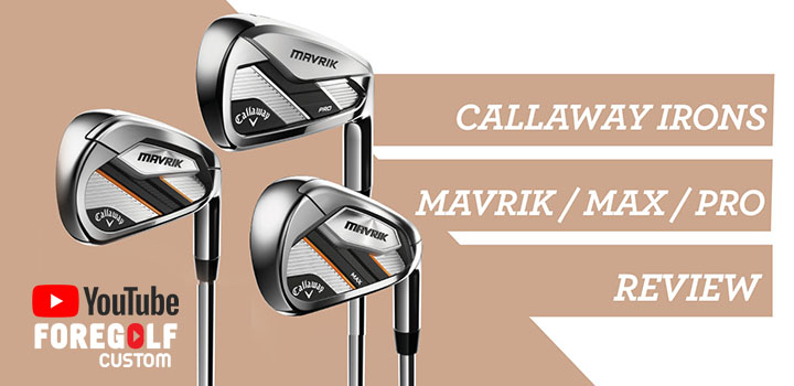 Callaway Mavrik Irons Review : YouTube