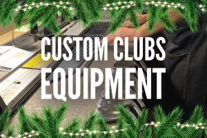 ForeGolf Gift Voucher Custom Clubs