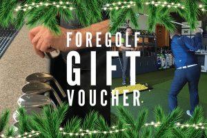 ForeGolf Gift Voucher