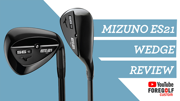 Mizuno ES21 Custom Fit Review :YouTube