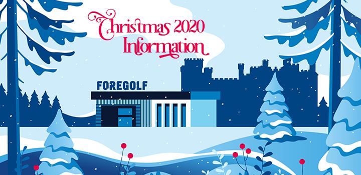 Christmas 2020 Information
