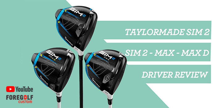 TaylorMade SIM2 Driver Fitters Review – SIM2 – MAX – MAX D COMPARED : YouTube